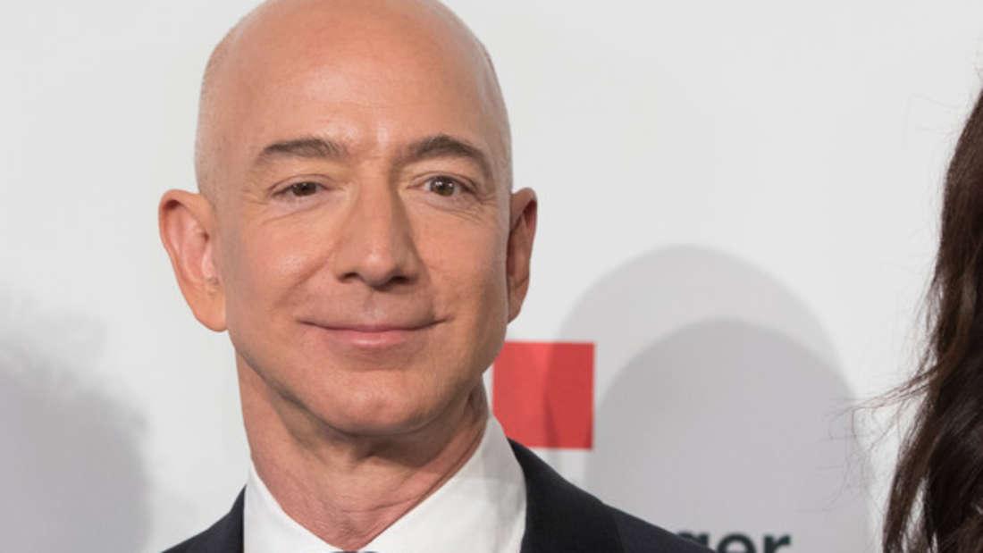 Amazon-Chef Jeff Bezos sieht schwarz für die Zukunft des Unternehmens.