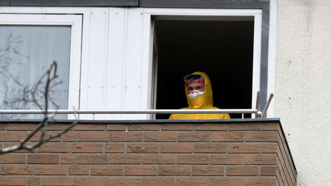 Verdachtsfall auf Ebola