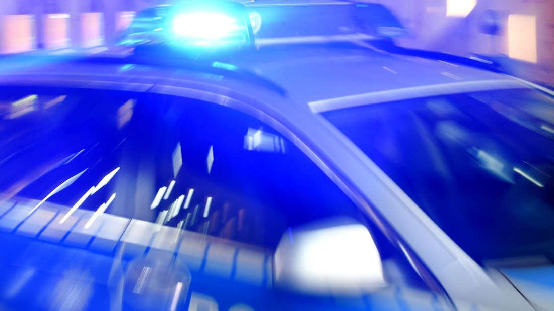 Blaulicht (Symbolfoto)