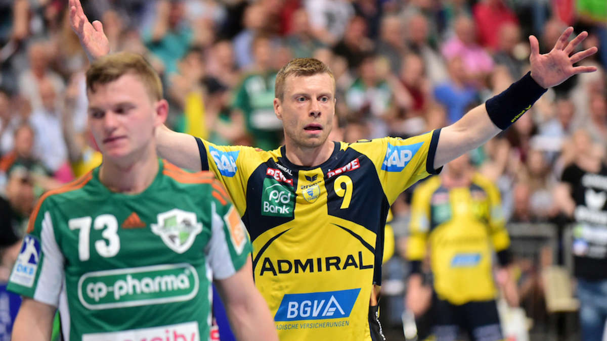 Live Ticker 1 Handball Bundesliga
