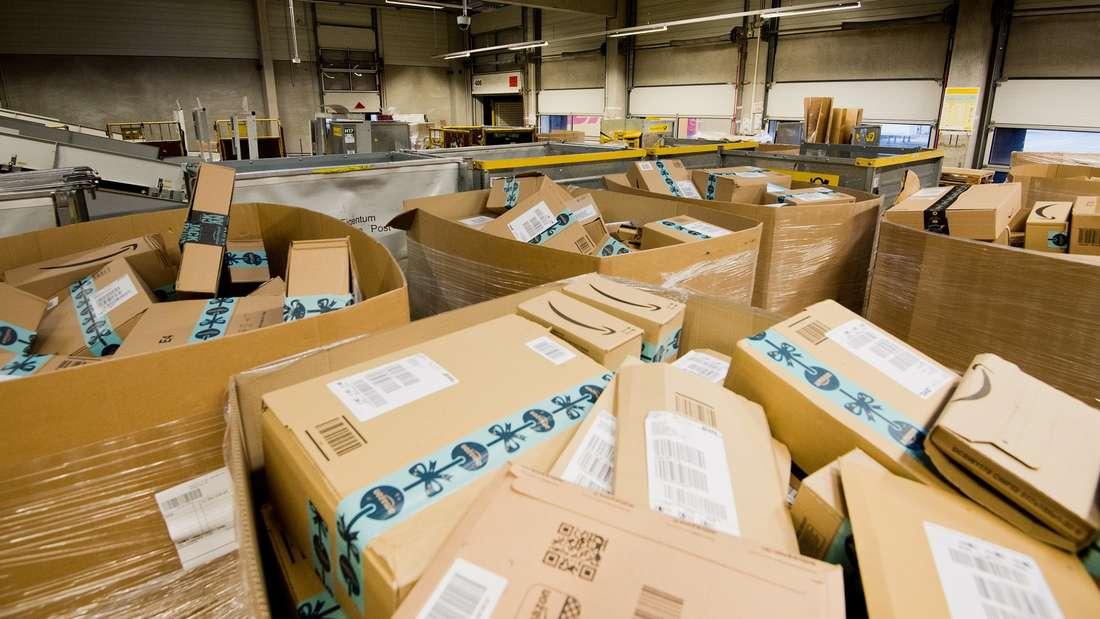 Seien Sie wachsam, wenn Sie Pakete bekommen, die Sie nicht bestellt haben.