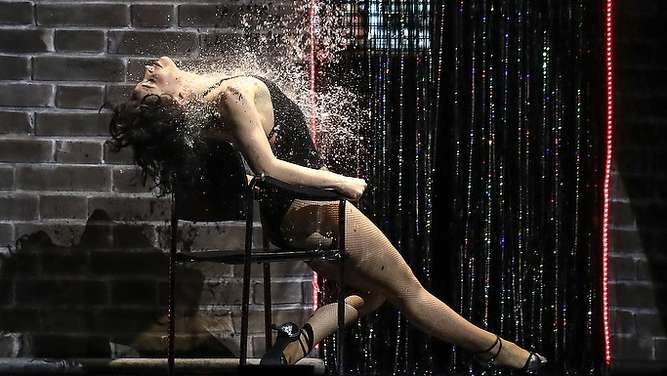 "What a feeling! ""Flashdance""-Musical verwandelt Rosengarten in Retro-Paradies"