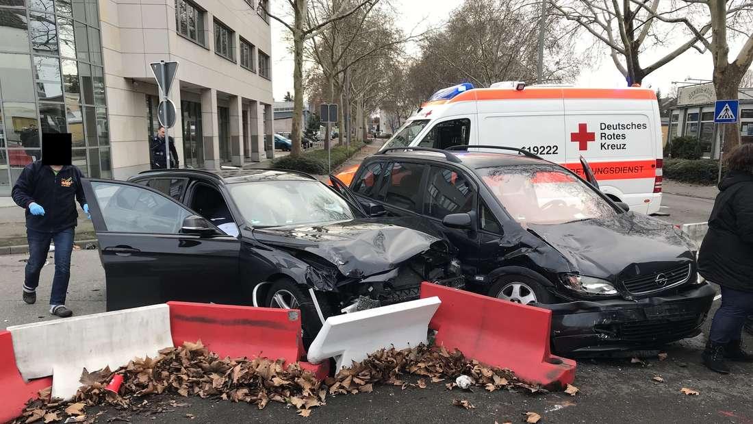 Tödlicher Unfall auf der Alzeyer Straße in Worms