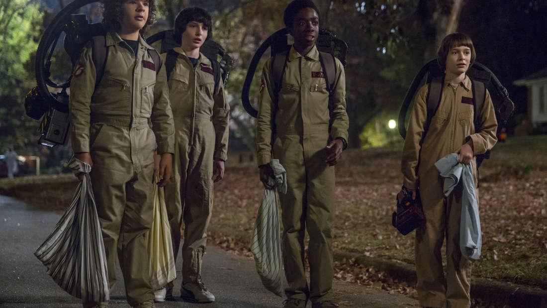 """Die 3. Staffelder Netflix-Serie """"Stranger Things"""" kommt im Sommer."""