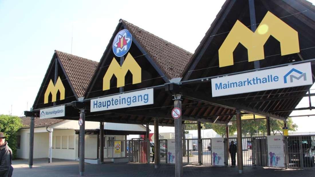 Mannheimer Maimarkt (Archivfoto)