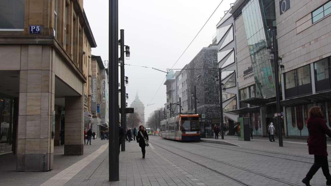 Verkaufsoffener Sonntag in Mannheim (Archivfoto)