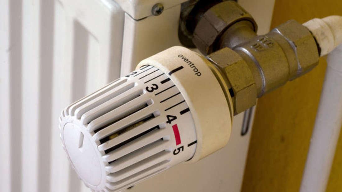 Heizkosten sparen Sie am einfachsten, in dem Sie die richtige Temperatur für jedes Zimmer wählen
