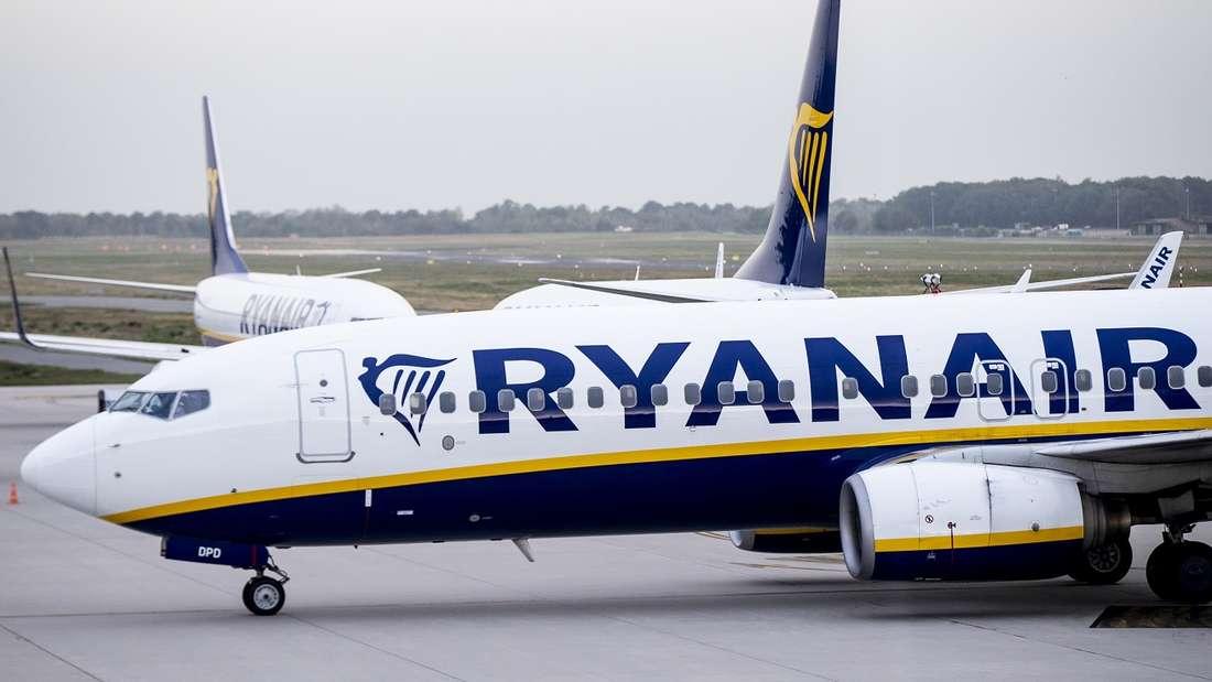 Ryanair bot Passagieren als Alternative eine Busfahrt an.