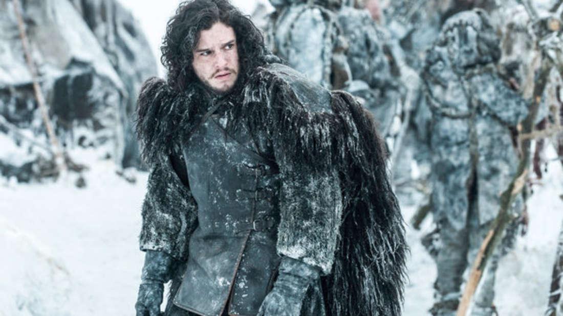 In der 8. Staffel von Game Of Thrones zieht Jon Snow (Kit Harington) ein letztes Mal in den Kampf.