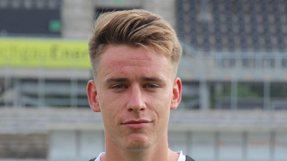 SVS-Mittelfeldspieler Florian Hansch wird bis zum Saisonende verliehen.