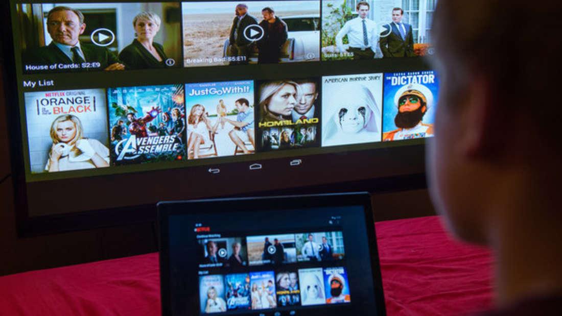 Netflix auf mehreren Geräten gleichzeitig zu streamen ist unter bestimmten Umständen erlaubt.