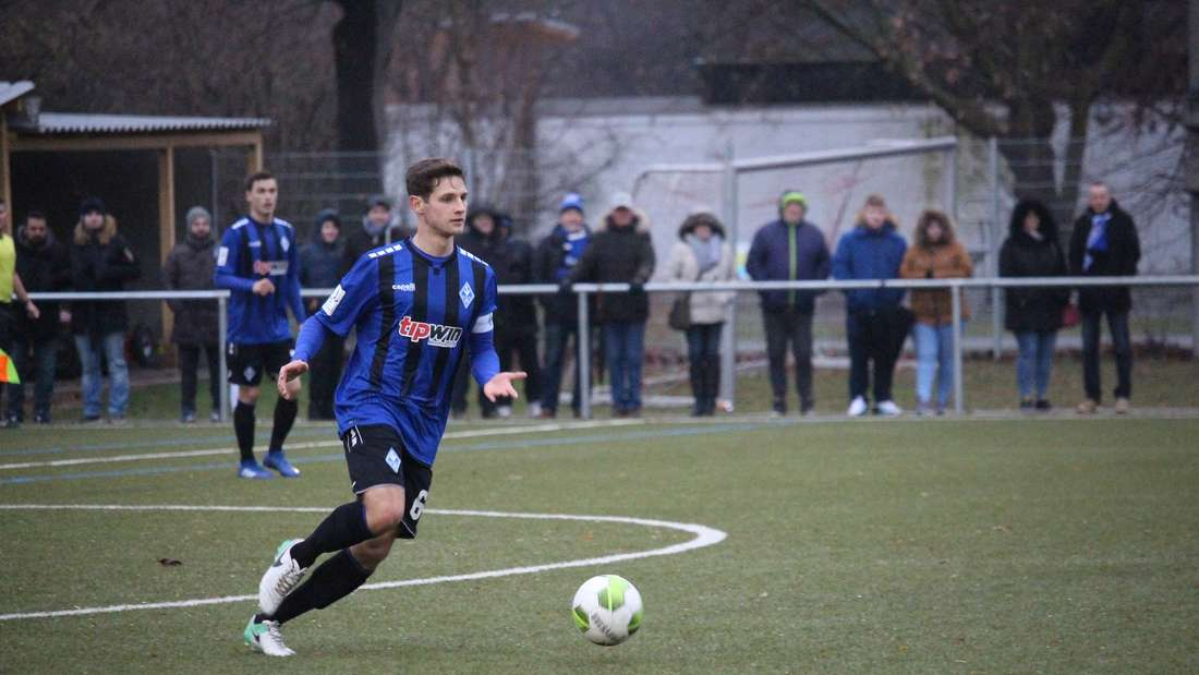 SV Waldhof-Testpiel beim FC Türkspor Mannheim.