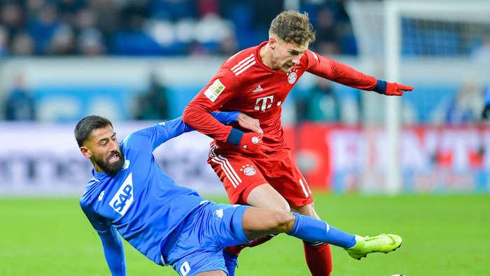 Bayern Hoffenheim Live Ticker