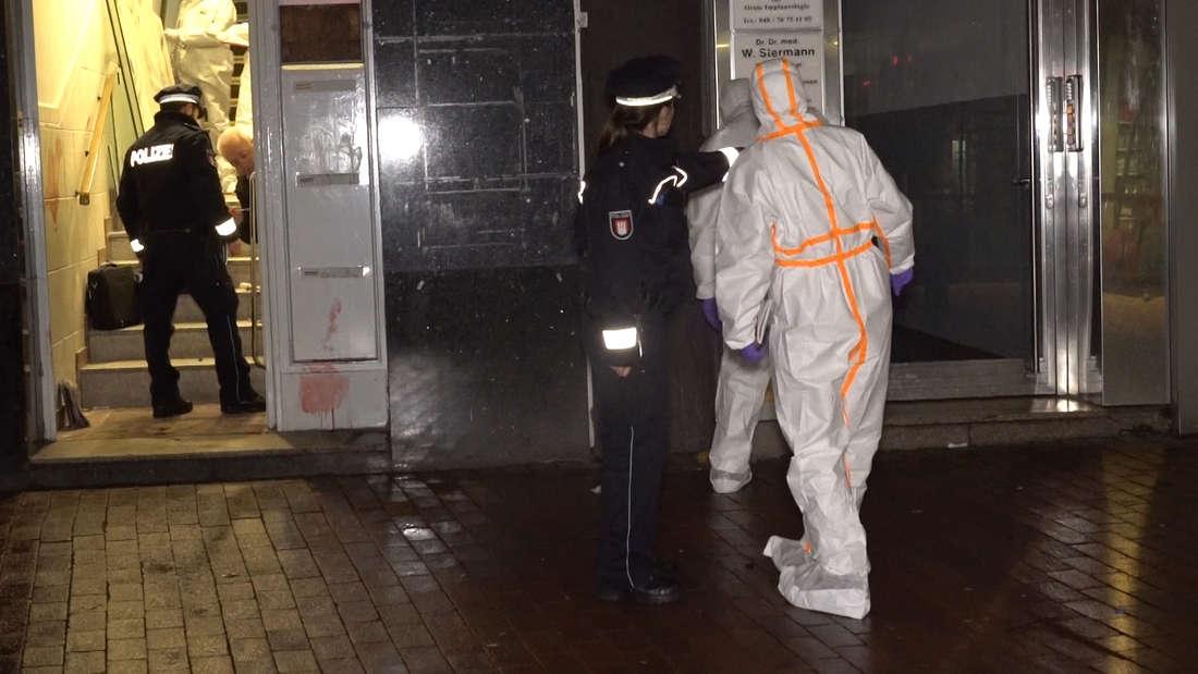 Ein von Passanten in Hamburg-Harburg gefundener Mann ist tot. Es handelt sich um den Apotheker Mohamed Joune.