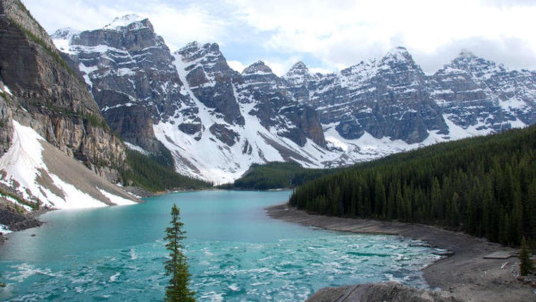 Kanada ist bekannt für seine schöne Landschaft. Genau das hat auch ein Frau dazu bewegt, ein Haus abseits der großen Städte zu kaufen - jetzt will sie es für 25 Dollar abgeben (Symbolbild).
