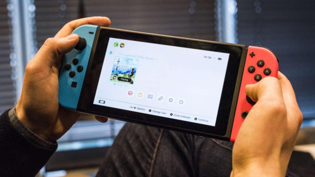 2019 sind einige Spielekracher für die Nintendo Switch geplant.