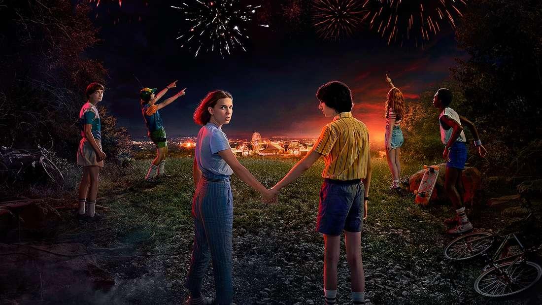 """""""Stranger Things""""-Fans wurden im letzten Jahr schwer enttäuscht, als die heißersehnte dritte Staffel auf sich warten ließ. 2019 ist es jedoch so weit - am 4. Juli gibt es die neuen Folgen auf Netflix."""