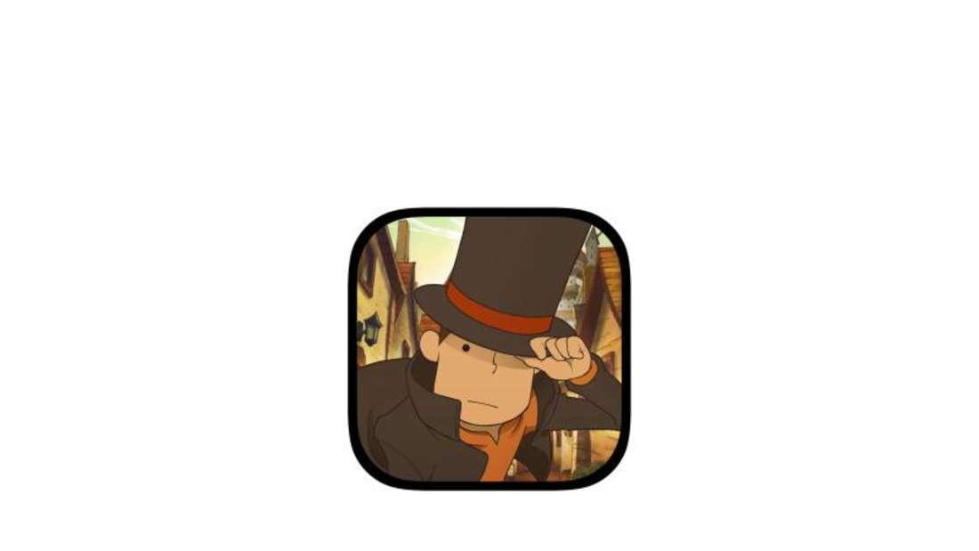 «Layton: Geheimnisvolles Dorf» ist die Neuauflage eines Rätselspiels von 2008 und richtet sich vor allem an Kinder. Aber auch Erwachsene werden dabei ihren Spaß haben. Foto: App Store von Apple