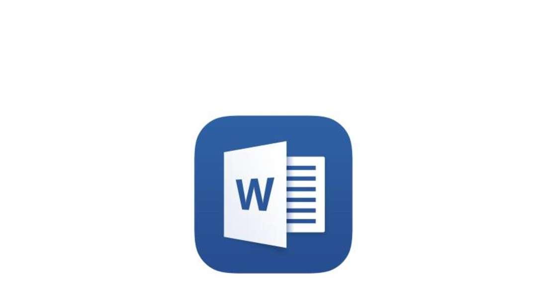 """""""Word"""" von Microsoft ist mittlweile auch auf dem iPad sehr beliebt und gehört zu den meistgeladenen Apps. Foto: App Store"""