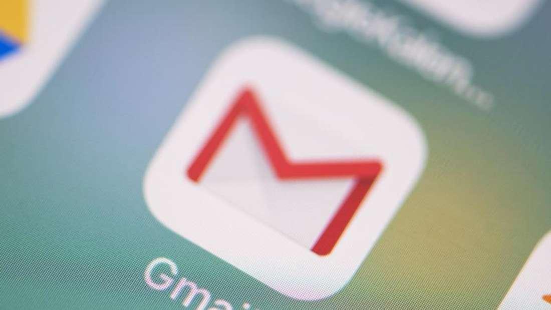 Gmail warnt nun auch mit großen, hinterlegten Hinweisen vor Phishing-Mails. Foto: Fabian Sommer