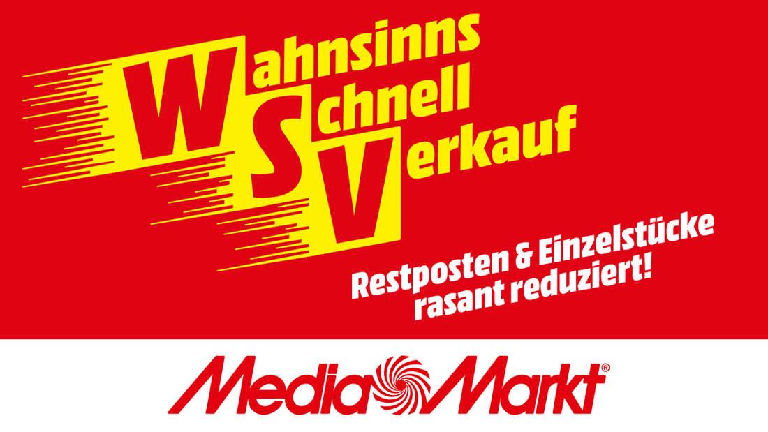 MediaMärkte Mannheim, Sandhofen und Viernheim feiern Wahnsinns-Schnell-Verkauf mit Einzelstücken, Auslaufmodelle, Restposten