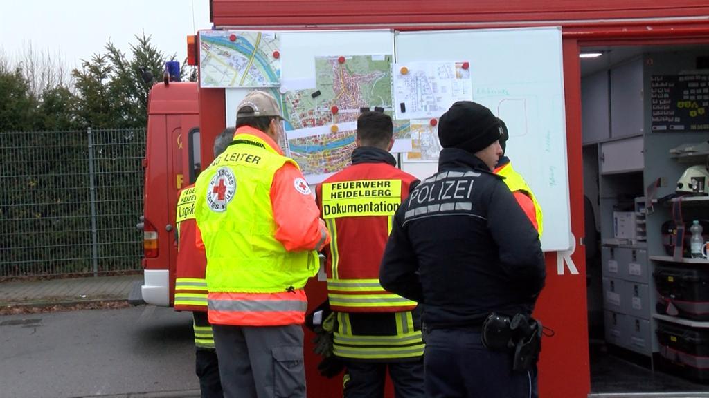 Heidelberg Chemieunfall