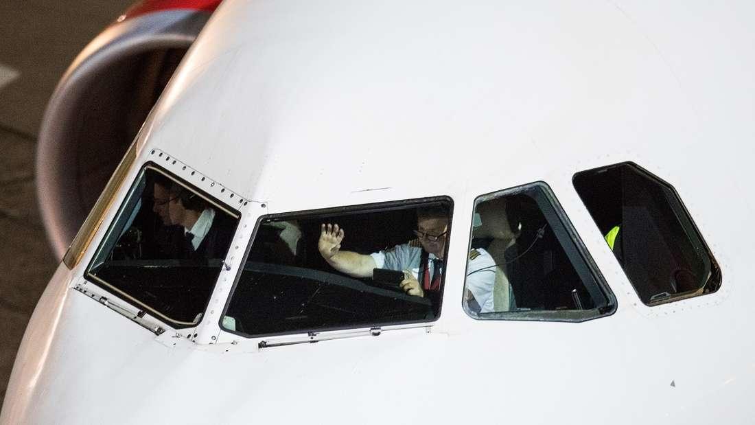 Erfahrene Piloten wissen, in welchen Gebieten besonders wahrscheinlich Turbulenzen auftreten. (Symbolbild)