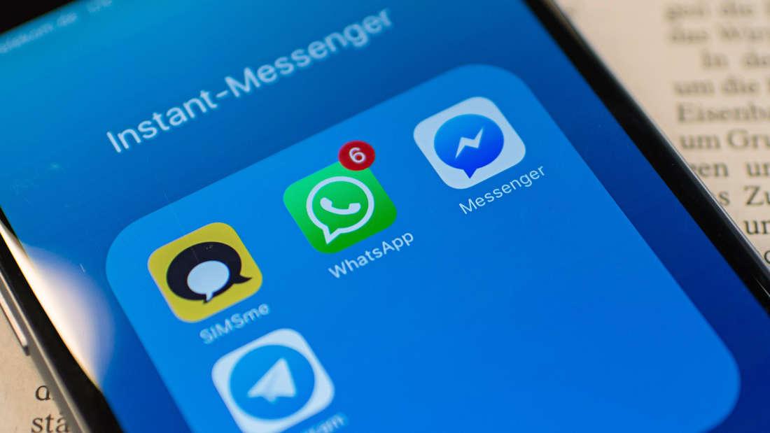 Im Facebook Messenger kann man künftig wie im Schwester-Chat Nachrichten löschen
