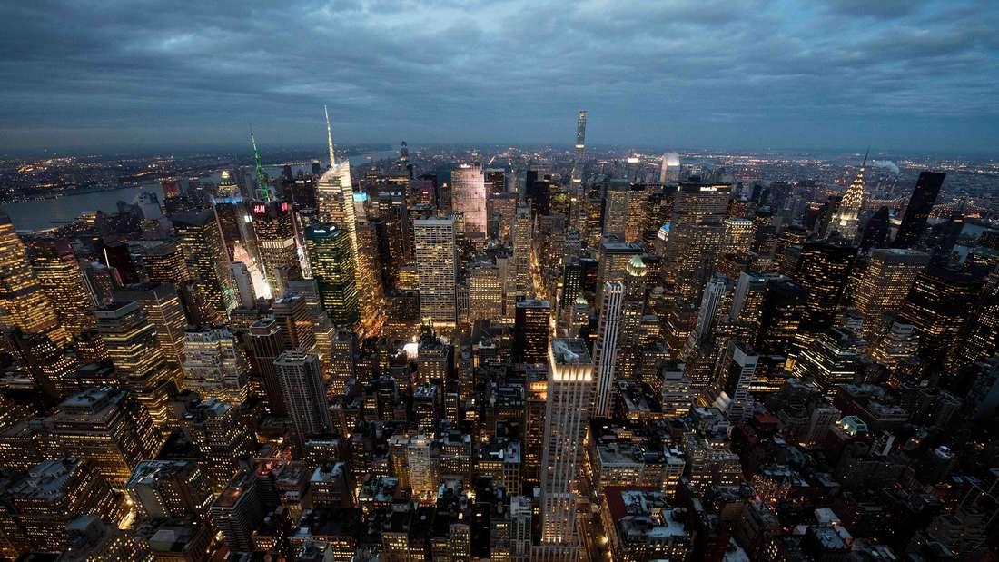 Kostenlos nach New York fliegen wird mit einem bestimmten Vornamen jetzt möglich.