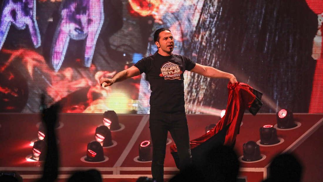 Bülent Ceylan lässt es bei seinem neuen Programm in der SAP-Arena richtig krachen!