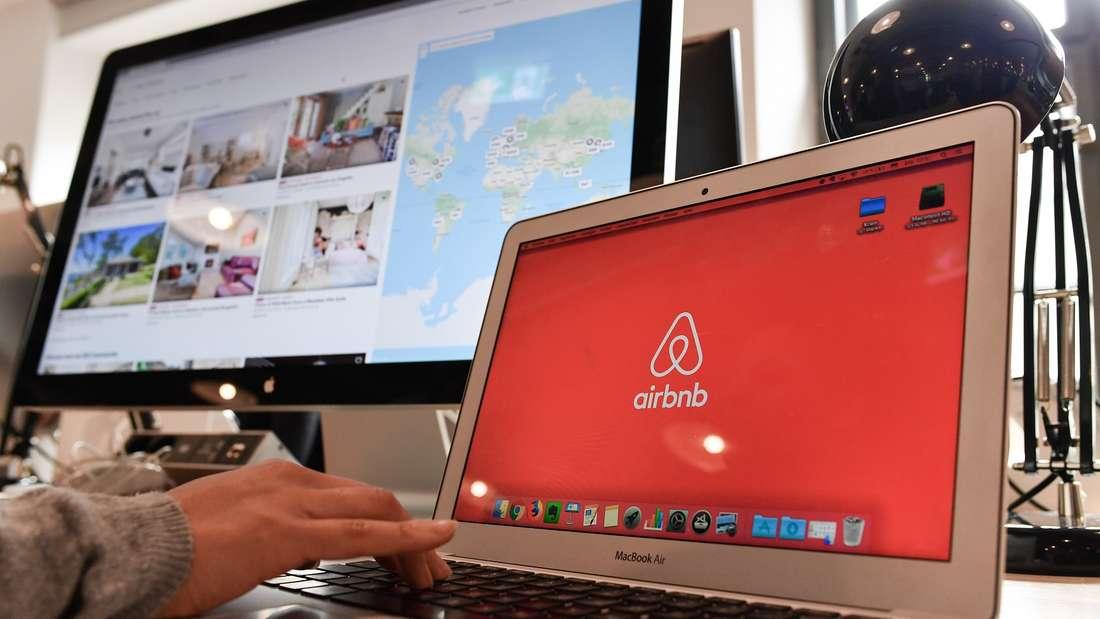 Airbnb-Vermieter werden auf der Plattform von Gästen bewertet und geben ihre Einschätzung zu ihrem Aufenthalt an. (Symbolbild)