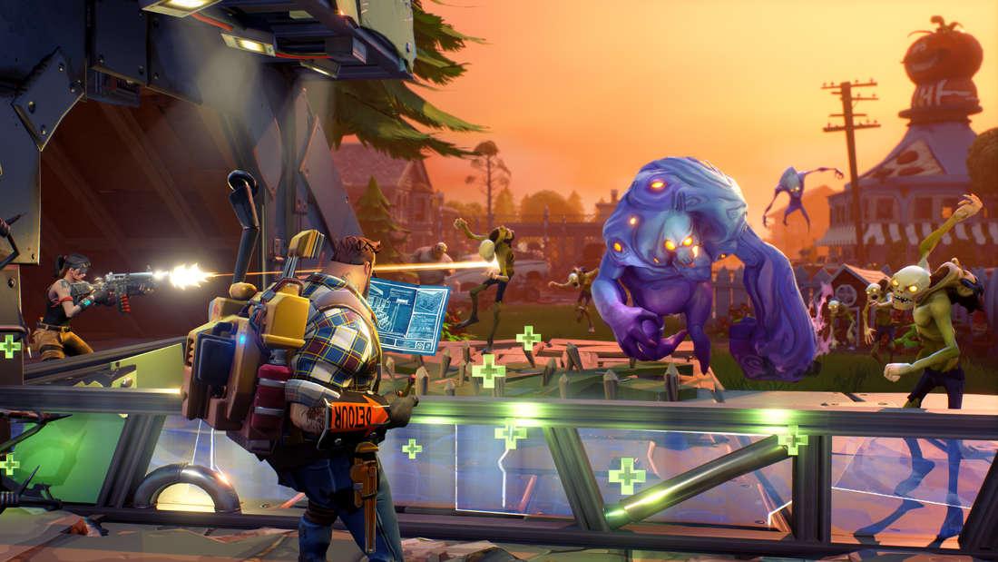 Epic Games nimmt mit Update 7.40 einige Gameplay-Änderungen bei Fortnite vor.
