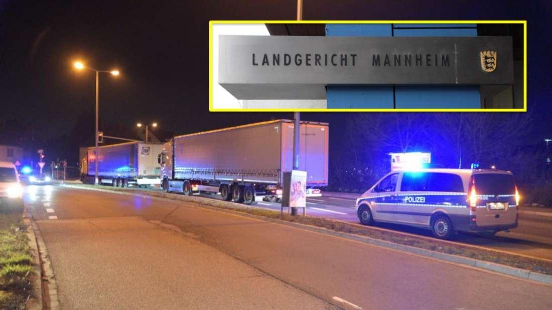 Schrotthändler mit Waffe bedroht, gefesselt und überfallen: 21-Jähriger vor Gericht!
