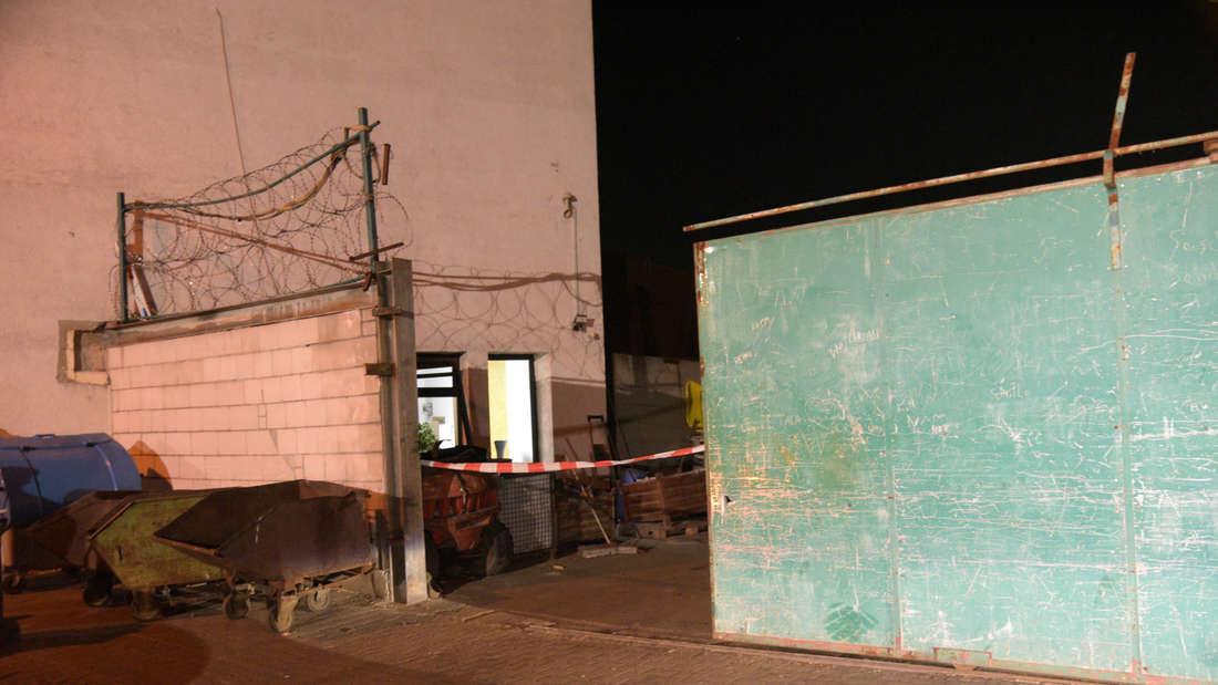 Mannheim-Rheinau: Wilde Verfolgungsjagd nach Raubüberfall auf Schrotthändler!