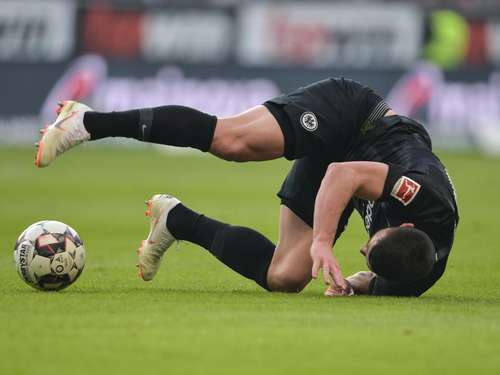 Nach vier Remis: Frankfurt will Sieg in der Europa-League