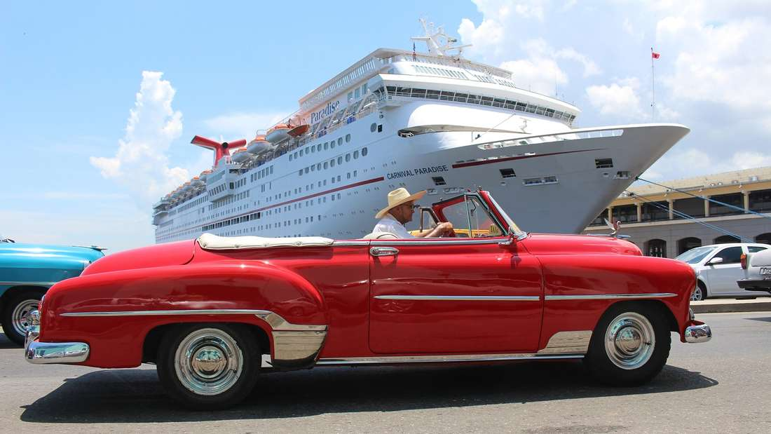 Passagiere freuten sich auf die Kreuzfahrt nach Kuba - doch dann ging alles schief. (Symbolbild)