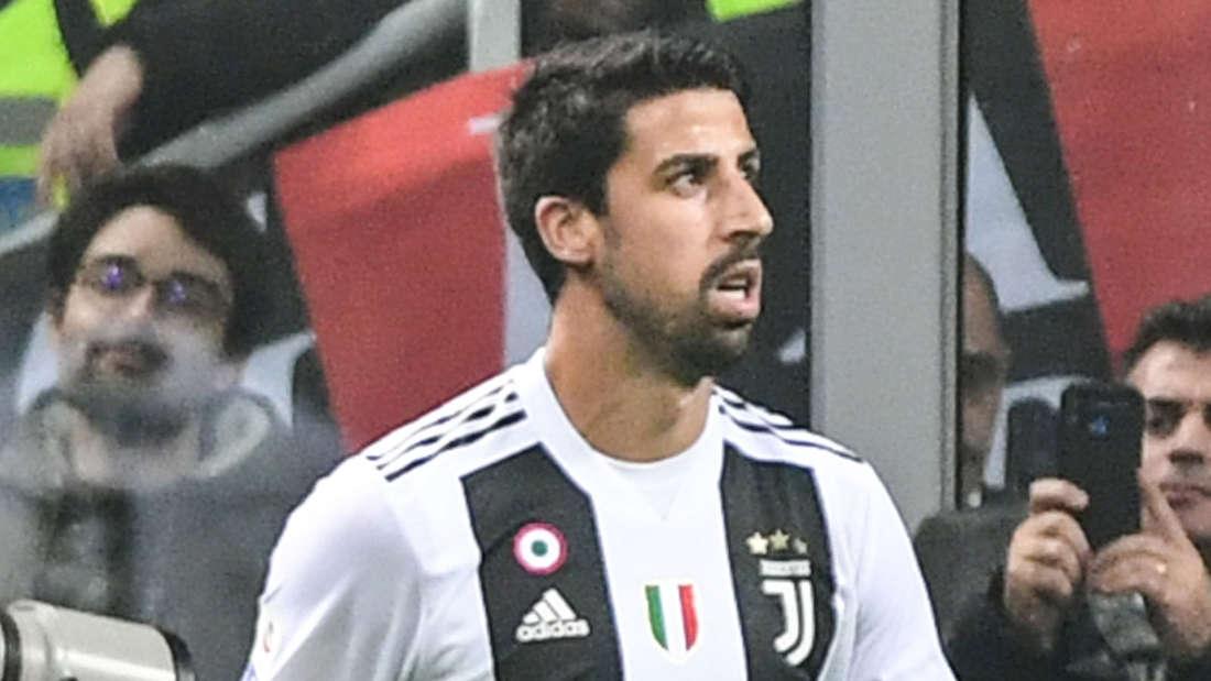 Juventus Turin bestätigt: Sami Khedira (31) hat sich einer Herz-OP unterzogen.