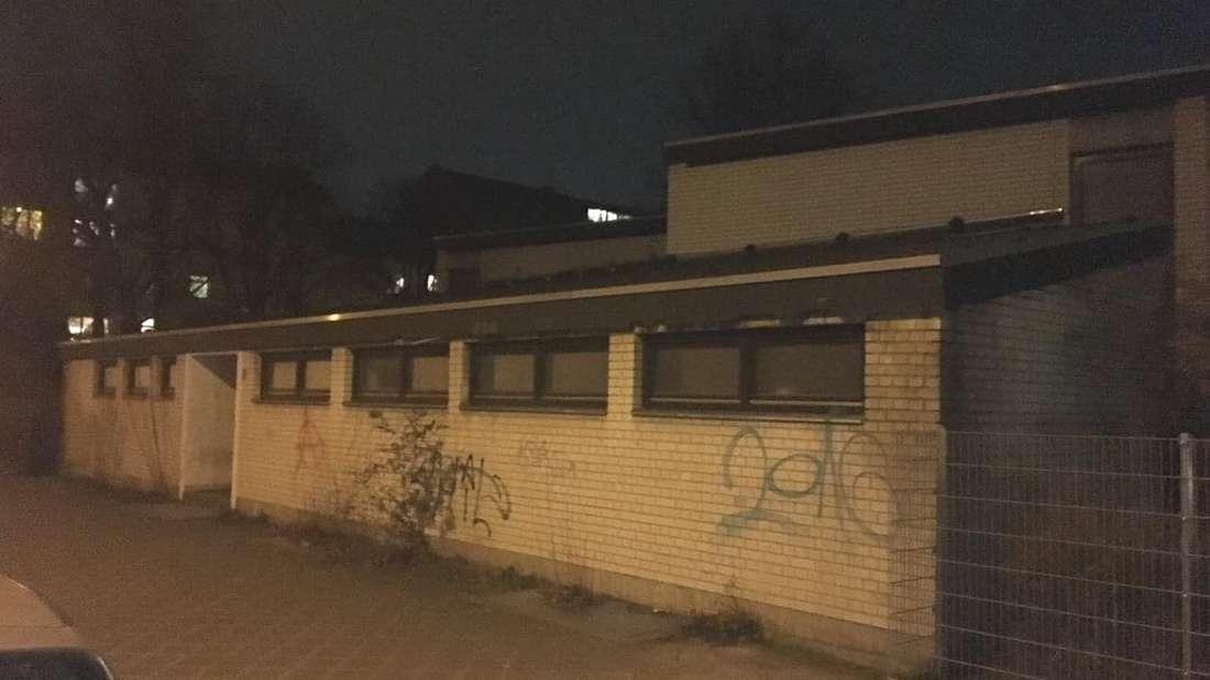 Das alte Gebäude in der Wespinstraße 2a soll für einen neuen Jugendtreff Platz machen.