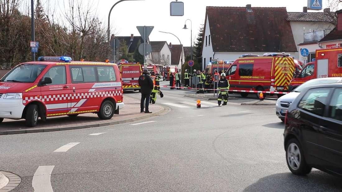 Radioaktiver Gefahrstoff in Paket in Hessen gefunden.