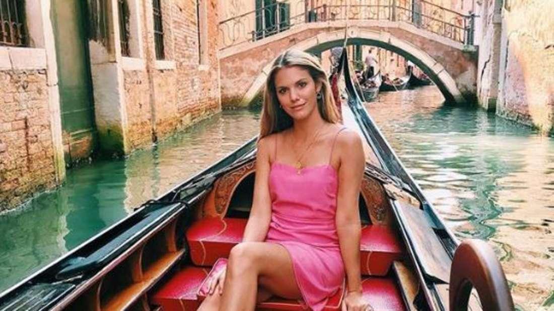 Viviane Geppert: So heiß zeigt sich die schöne Oscar-Moderatorin von ProSieben