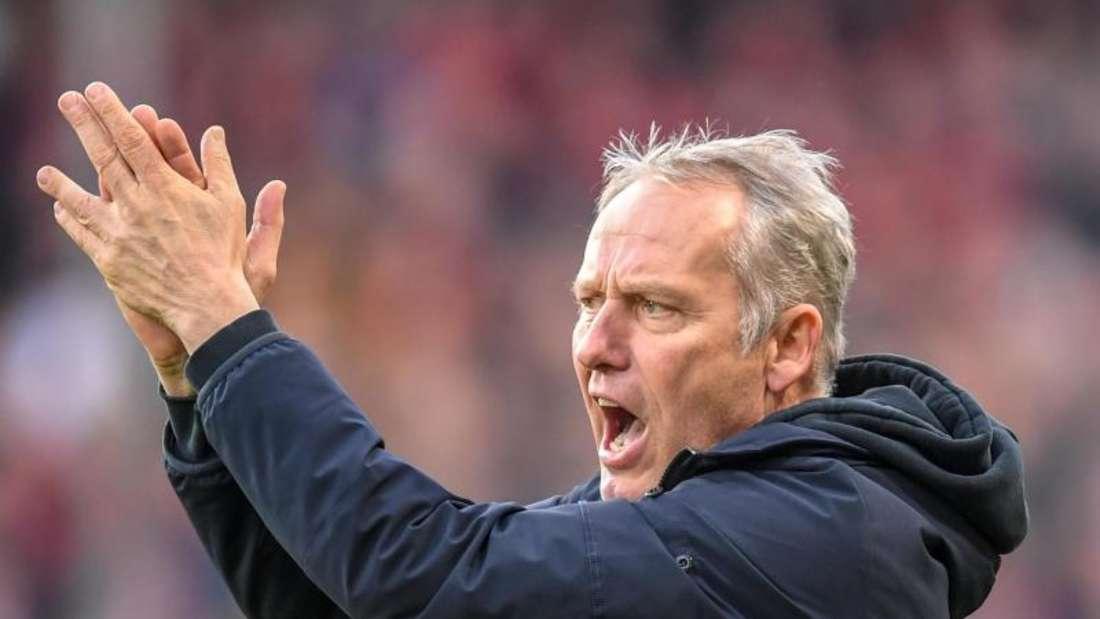 Trainer Christian Streich ist in Freiburg fest verwurzelt. Foto:Patrick Seeger