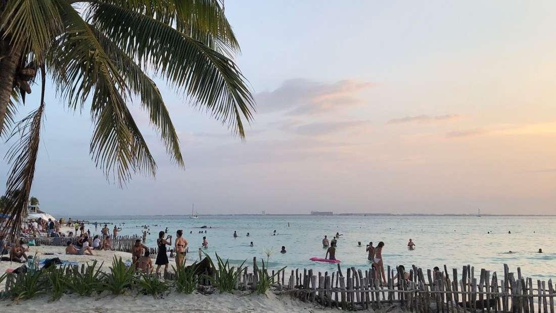 9. Playa Norte, Mexiko