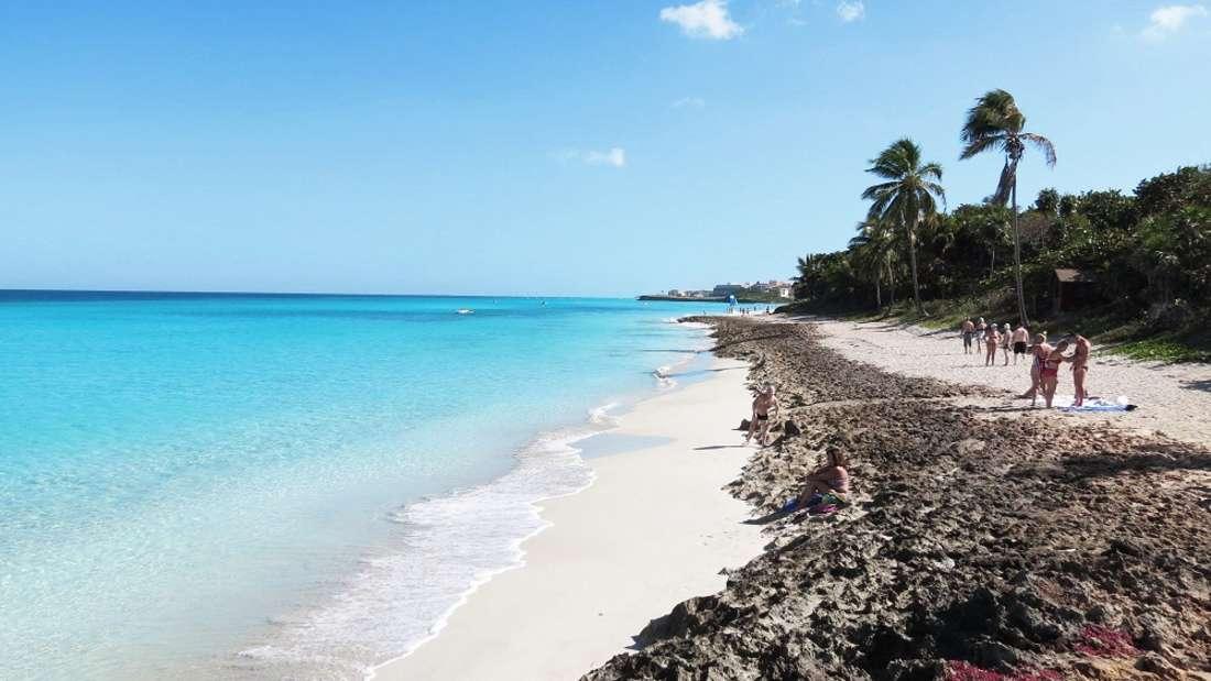 2. Varadero Beach, Kuba