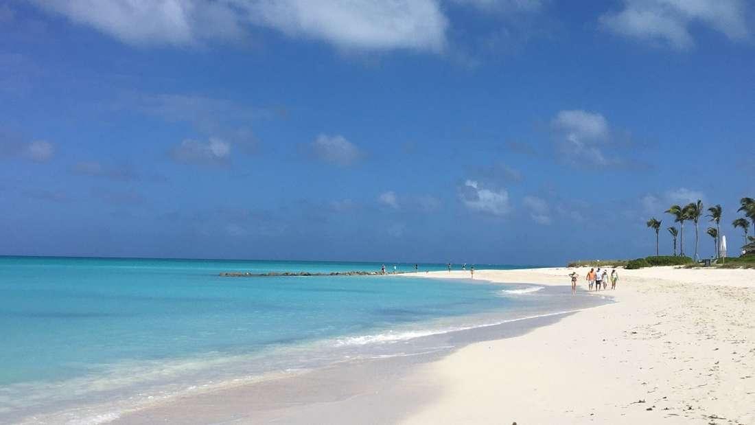 5. Grace Bay Beach, Turks- und Caicosinseln
