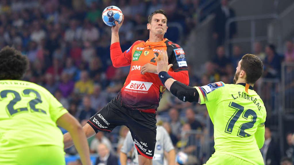 Ehf Champions League Rhein Neckar Löwen Gegen Nantes Termine