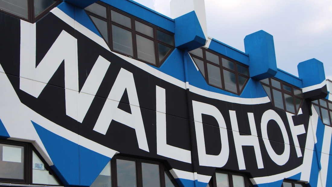 Der SV Waldhof Mannheim kämpft in der Regionalliga Südwest um den Aufstieg in die 3. Liga.