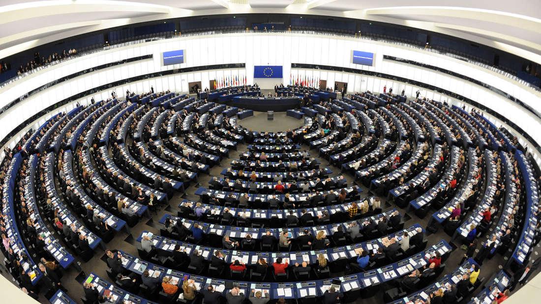 Bei der Europawahl 2019 wird die Zusammensetzung des Europäischen Parlaments bestimmt.