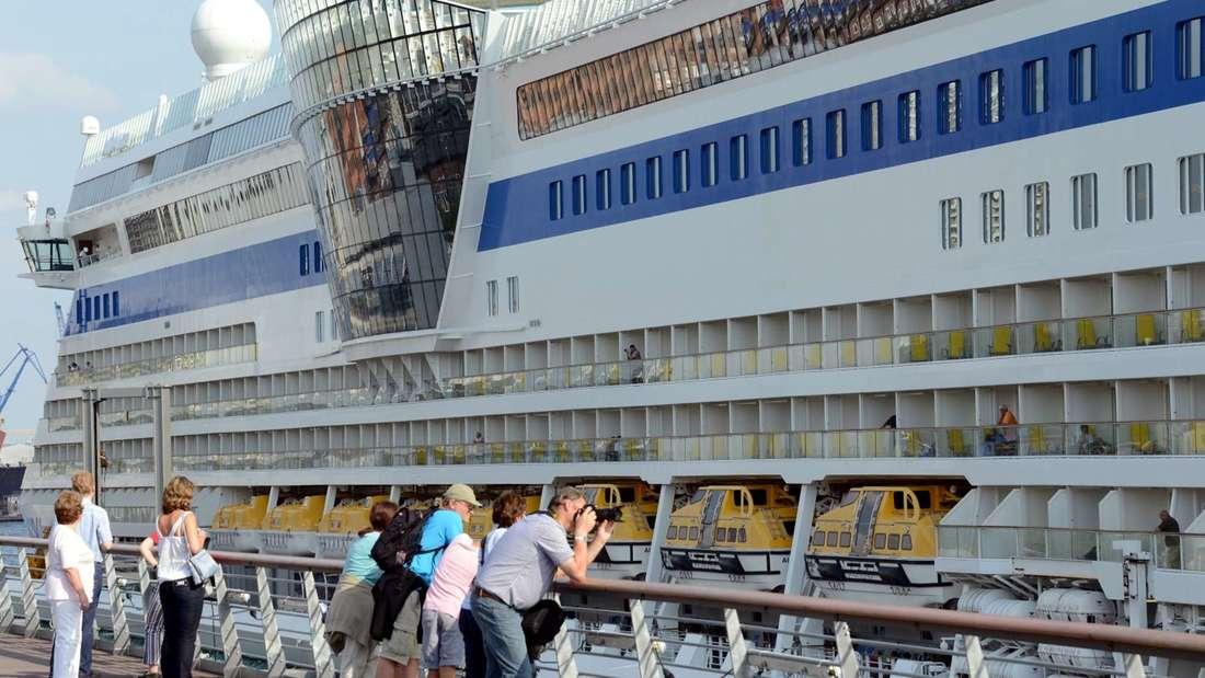 """Gibt es so genannte """"geheime"""" Decks auf dem Kreuzfahrtschiff wirklich?"""