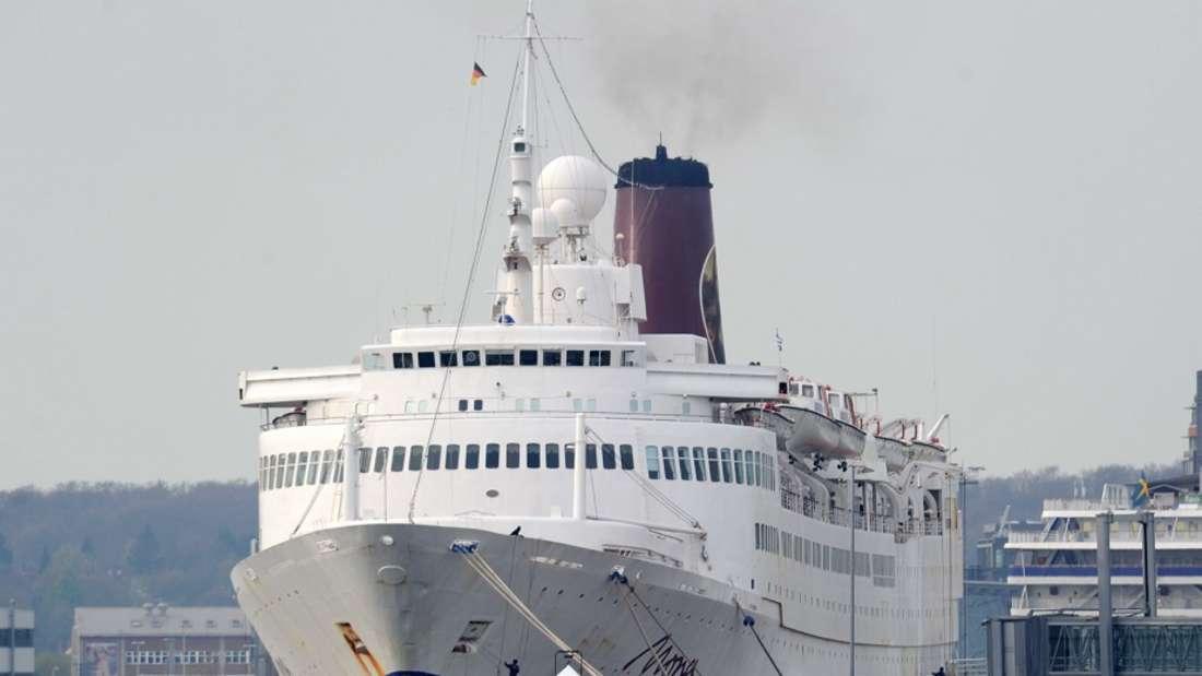 Gilt auf dem Kreuzfahrtschiff das Recht des Hafenlandes? (Symbolbild)