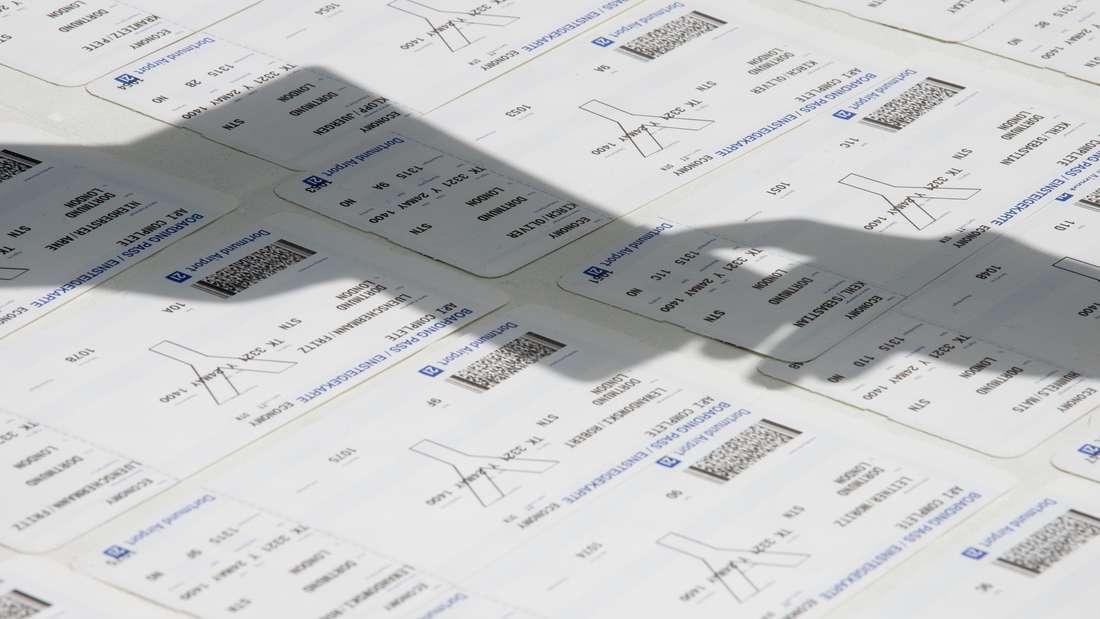 Tippfehler auf Flugtickets können teuer werden.